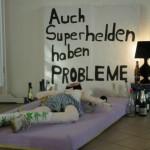 Objekt 8 Auch Superhelden haben Probleme